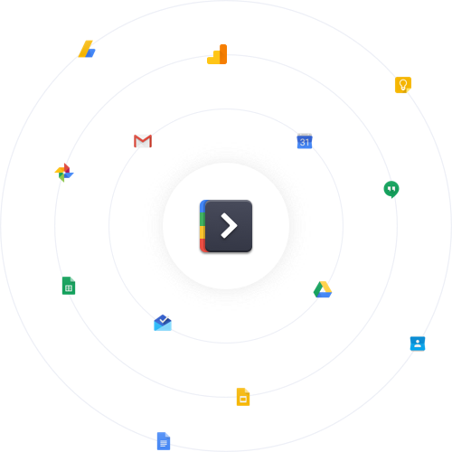 Apps circle